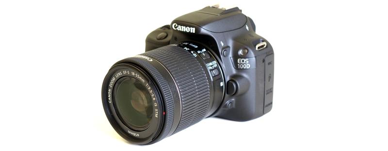 Canon 100D za popotno fotografijo