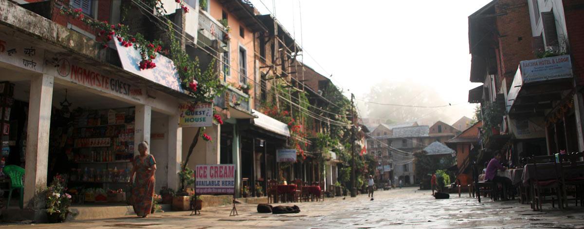 Bandipur (Potovanje v Nepal)