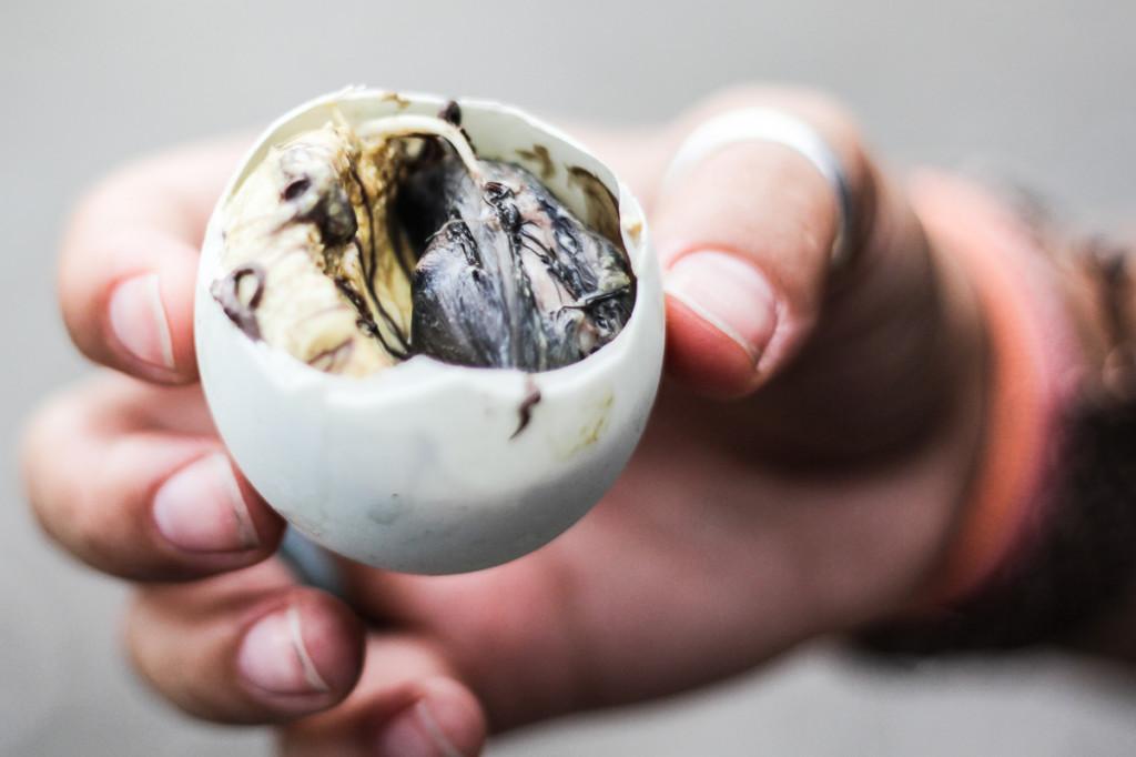 Balot-račji-zarodki-Manila(Filipini)