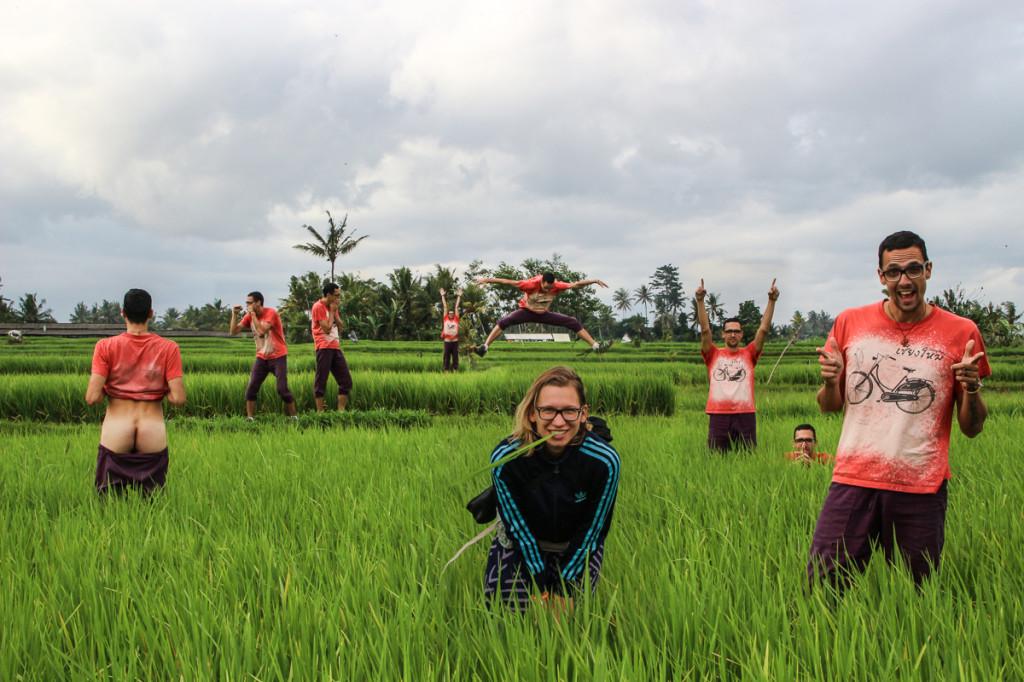 Potovanje v Indonezijo