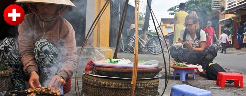 Hpi An je definitivno eno izmed bolj luškanih mestec v Vietnamu. Zvečer se mesto obarva v različne barve lampijončkov, vi pa si lahko privoščite sveže pico za 30 c.