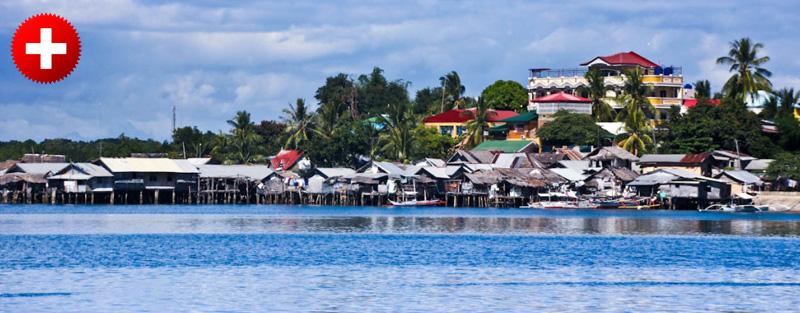 Puerto Princesa je mesto kamor prispete na otoku Palawan. Par nasvetov kako najti hotel, prevoz in avtobusno postajo.