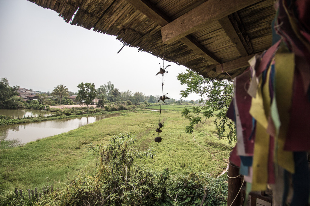 Potovanje v Laos. Luang Namtha.