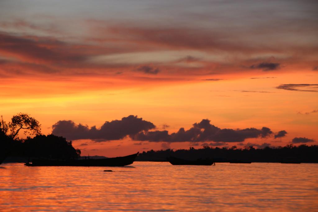 Andamanski otoki: Otok Havelock.