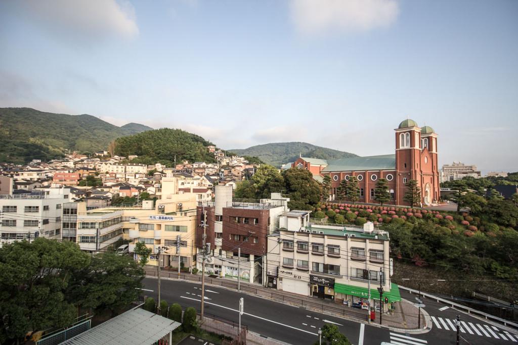 Nagasaki, Japonska.