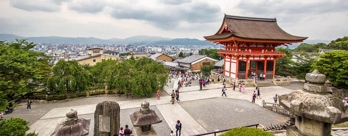 Potovanje po Japonski