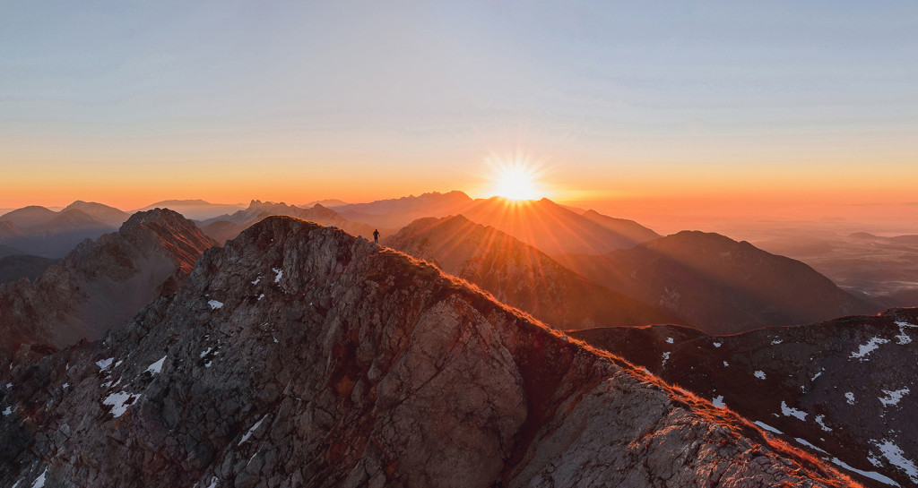 Stol-sunrise