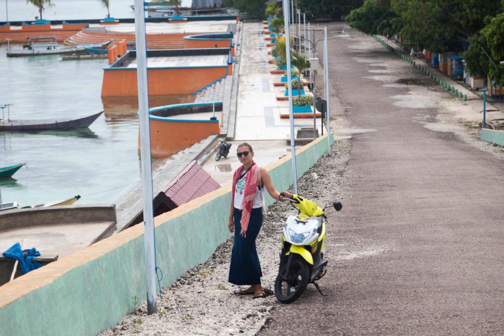 Tomia, Wakatobi, Indonezija