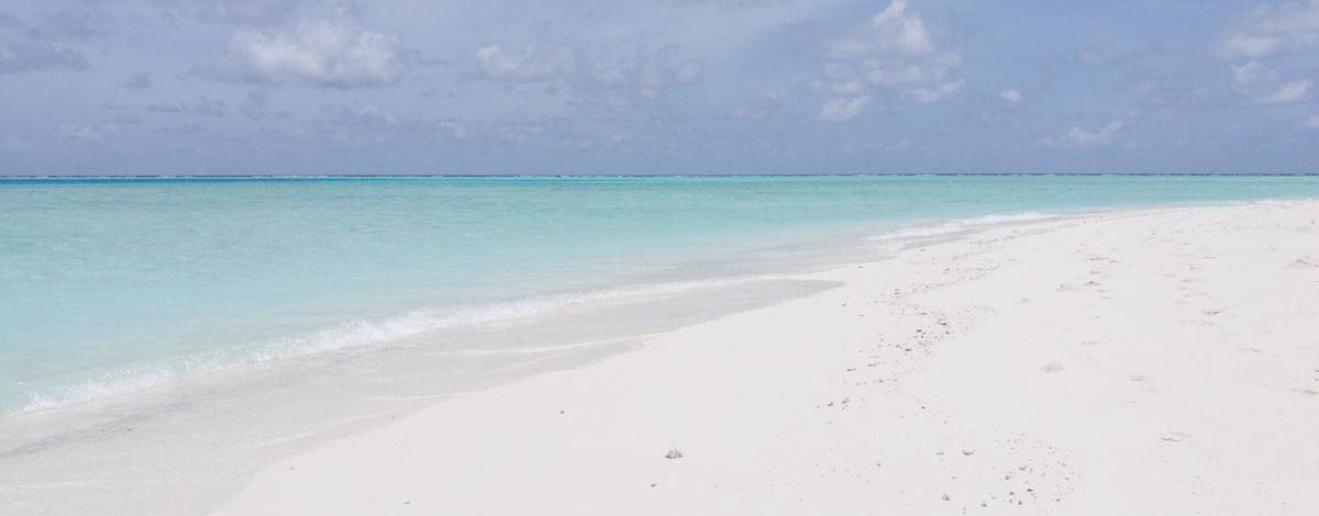Turkizno morje, Maldivi.