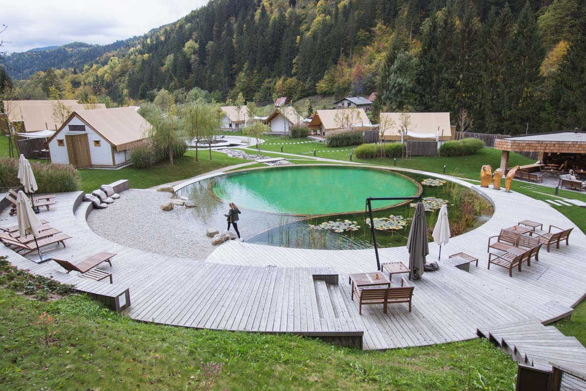 Herbal Glamping, Charming Slovenia