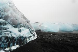 Jokulsarlon, Islandija