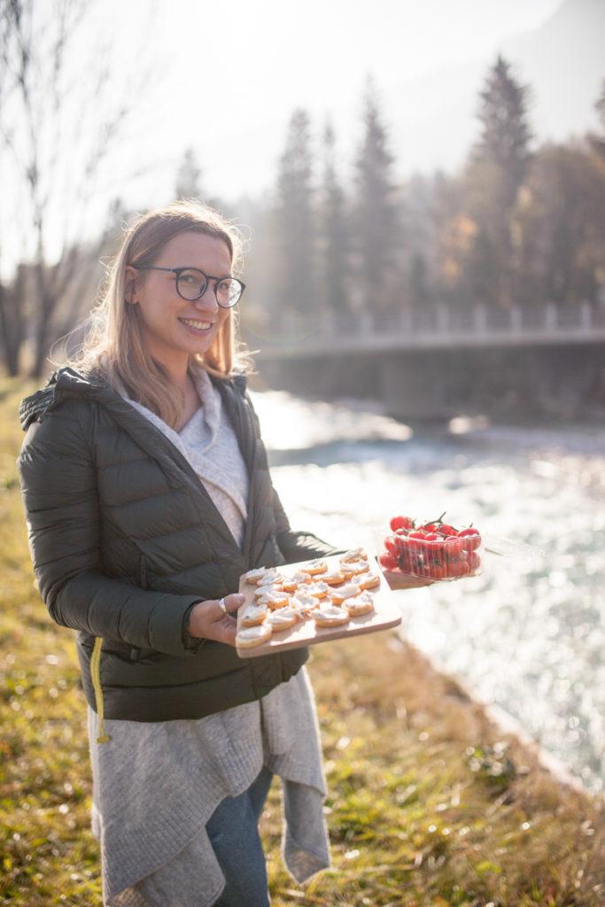 Zoe, Slovenija zajtrk