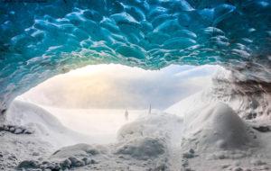 Ledena jama, Islandija
