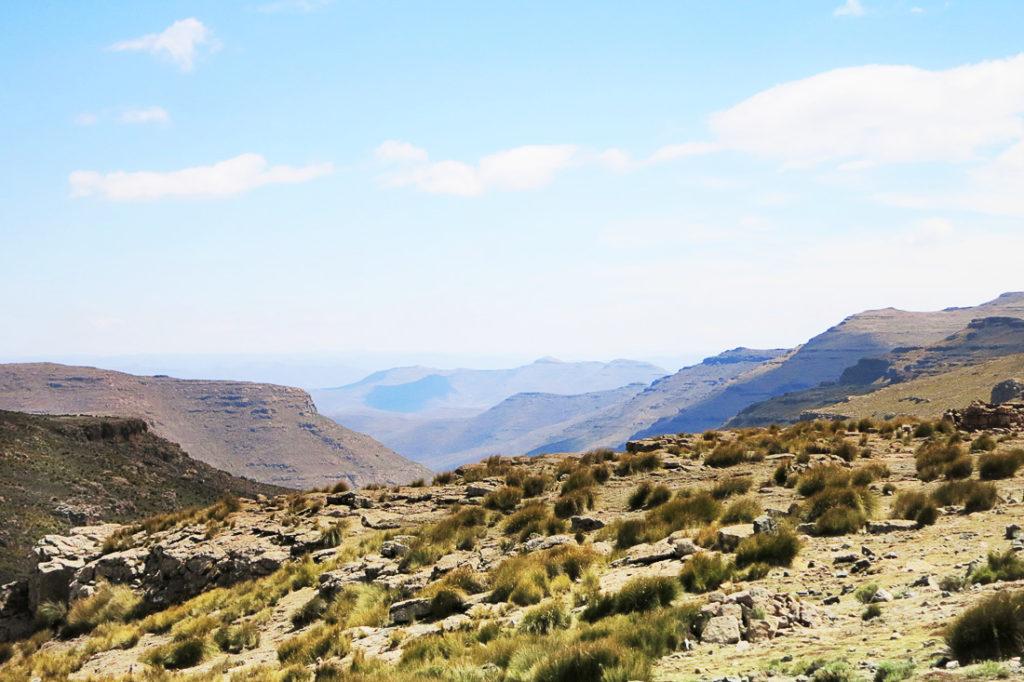 Drakensberg, Južna Afrika