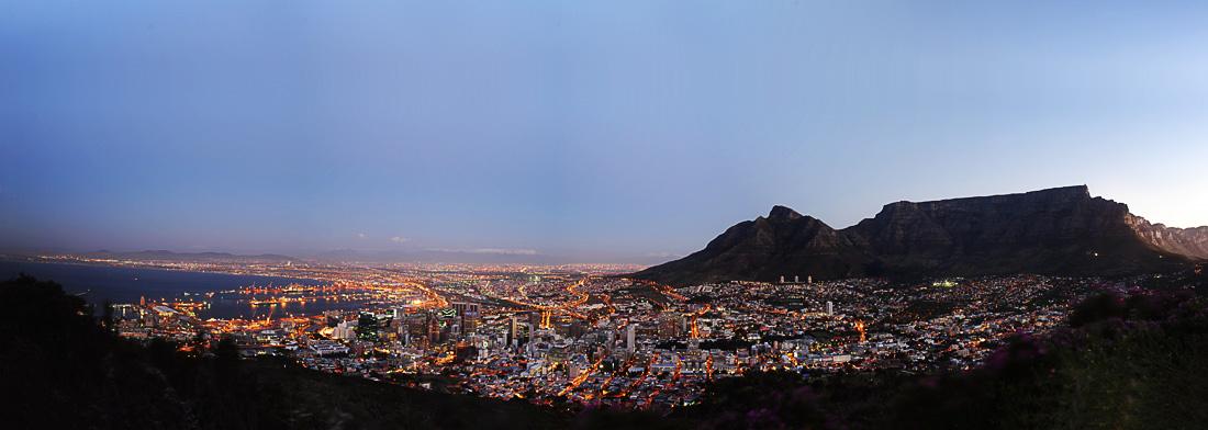 Cape Town, Južna Afrika