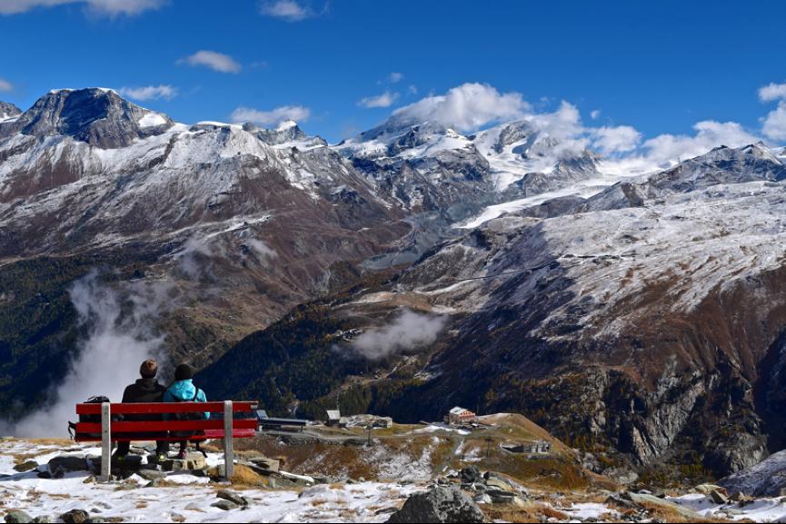 Zermatt, Švica