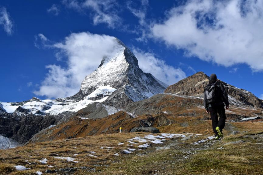 Matterhorn, Švica