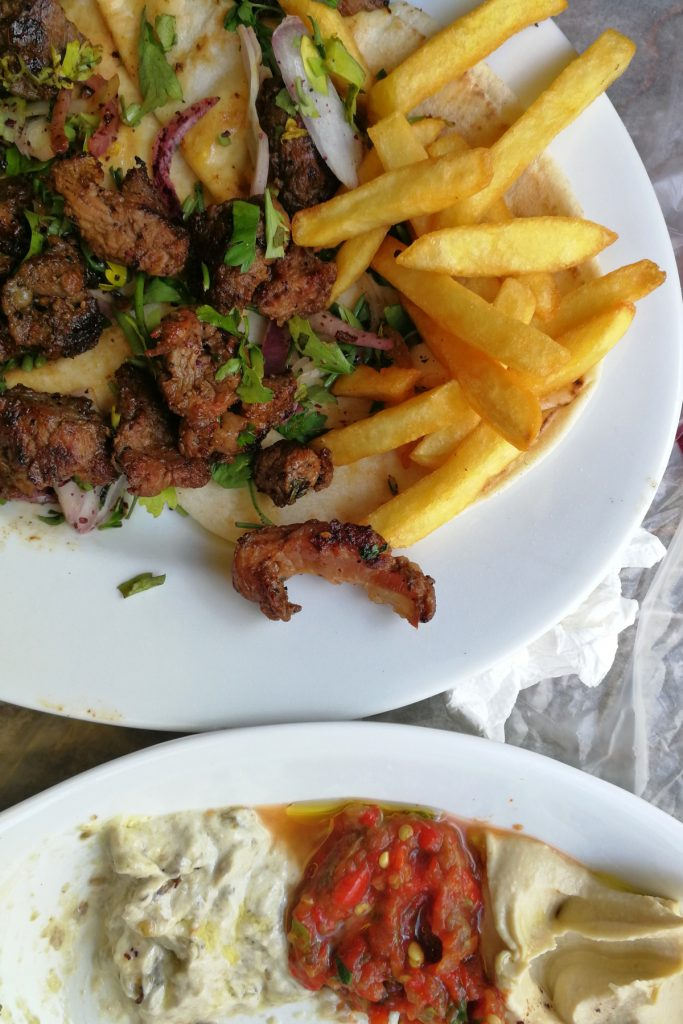 Hrana v Omanu
