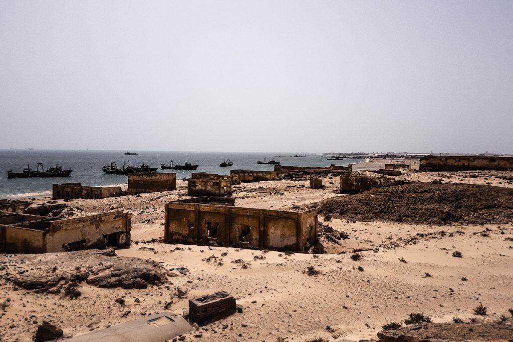 Cap Blanc, Mavretanija, Afrika