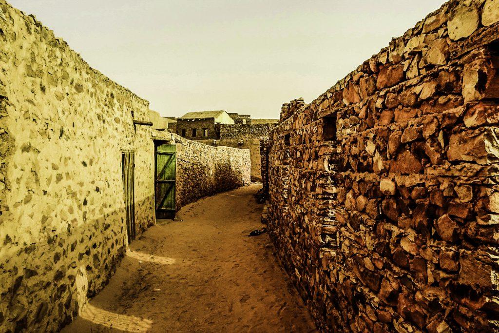 Chinguetti, mavretanija, Afrika