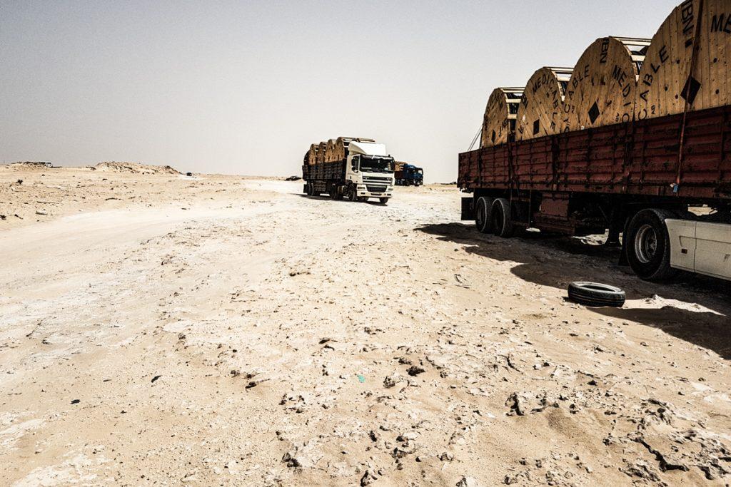 Minsko polje, Zahodna Sahara, Afrika