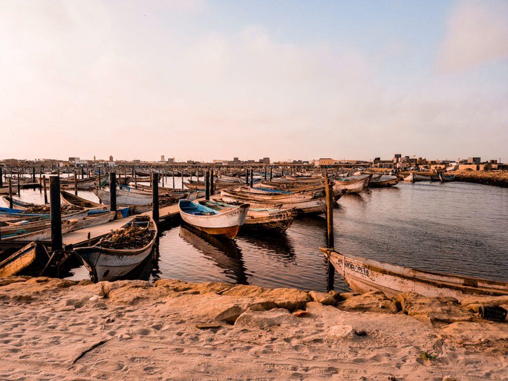 Nouadhibou, Mavretanija, Afrika