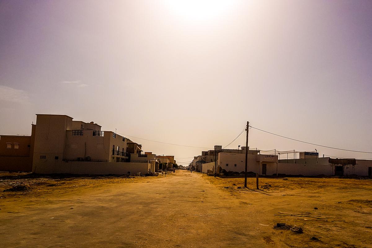 Nouakchott, Mavretanija, Afrika