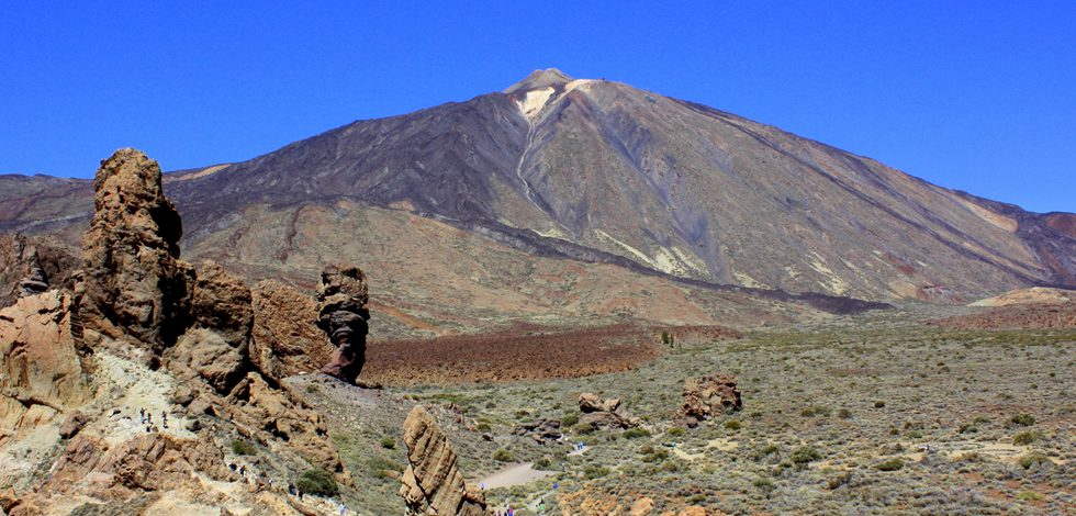 Tenerife top