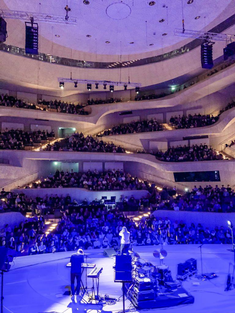 Elbphilharmonie, Hamburg, Nemčija
