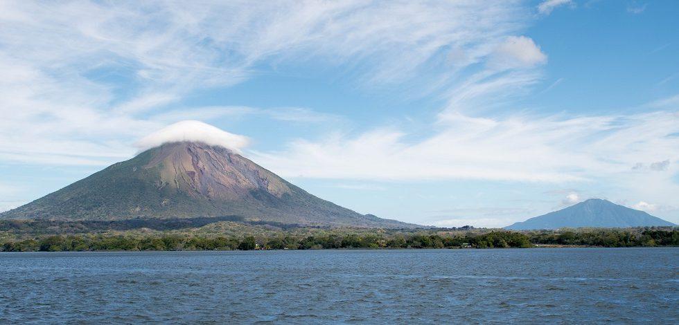 Vulkan Concepcion na otoku Ometepe